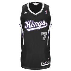 NBA Sacramento Kings Black Swingman Jersey Jimmer Fredette #7 - http://nbasales.com/nba-sacramento-kings-black-swingman-jersey-jimmer-fredette-7/