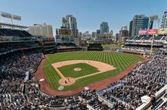Petco Park - San Diego. Since 2004, Padres fans have had one of the best ballparks in baseball to see games and create new memories each summer.
