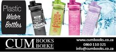 Give that special person in your life a Water Bottle with an everlasting message.
