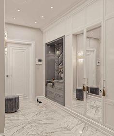 Bedroom Closet Design, Home Room Design, Bathroom Interior Design, Living Room Designs, Luxury Home Decor, Luxury Interior, Luxury Homes, Apartment Interior, Apartment Design