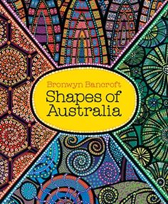 From boulders to bee hives, from mountains to coral, Bronwyn Bancroft explores the shapes that form our land. Bronwyn Bancroft is a Djanbun clan member of the Bundjalung Nation. Aboriginal Art For Kids, Aboriginal Education, Indigenous Education, Aboriginal Artwork, Aboriginal Culture, Aboriginal Artists, Aboriginal Language, Naidoc Week, Food Art For Kids