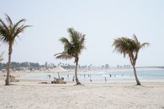 Beach 3, Al Mamzar Beach Park, Dubai