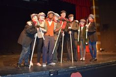 """Mary Poppins"""" musical takes flight next weekend - The Ellsworth ..."""
