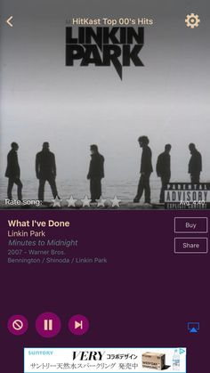 What I've Done by Linkin Park on AccuRadio