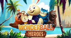 Wonderball Heroes – ottimo puzzle in stile Peggle per iOS e Android!