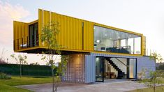 11 Cool Shipping Container Homes