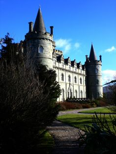 Scottish Castles! <3