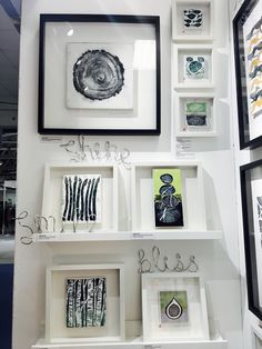 Littleworks at Top Drawer Olympia, London Olympia London, Top Drawer, Letterpress, Printmaking, Gallery Wall, Inspire, Artists, Creative, Inspiration