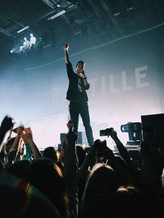 Bastille - Wild World Tour---I was at their show in Raleigh...I miss it!!!