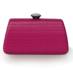 Beautiful PU Handbag With Nice Artificial Gemstone