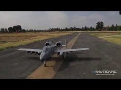 Freewing A-10 Thunderbolt II Twin 64mm EDF Jet - PNP | Motion RC