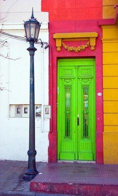 Mexican Door | bfarhardesign