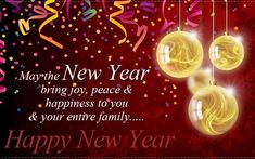 Advance Happy New Year Eve 2021 Wishes & Greetings