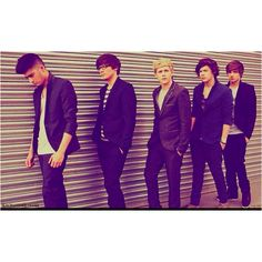 My Boys! I love 1D! <333333
