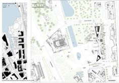 ALA Architects wins the Helsinki Central Library design competition and has designed a library with a mass of twisted timber. Helsinki, Central Library, Library Design, Design Competitions, Facade, The Good Place, Diagram, Architecture, Amazing Places