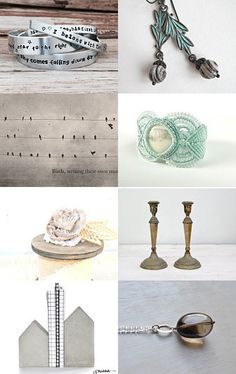 Happy Monday! by Maren Misner on Etsy--Pinned with TreasuryPin.com