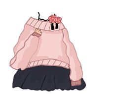 Source by ideas for ocs Manga Clothes, Drawing Anime Clothes, Kawaii Clothes, Doll Clothes, Chibi Manga, Cute Anime Chibi, Fashion Design Drawings, Fashion Sketches, Chibi Tutorial