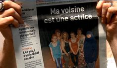 """http://www.labaraquetv.fr/…/projets_ci…/projets_citoyens.php Un jour Hanicka Handres, metteur en scène, me contacte pour me faire part d'une aventure singulière: sous l'impulsion de l'OPAC et Marine Clauson, des résidentes de Harfleur ont décidé de monter une troupe de théâtre amateur. Nous avons suivi ce cheminement qui a abouti aujourd'hui avec la création de la troupe """"Les z'opposés"""". Venez découvrir ces drôles de dames dans """"Ma voisine est une actrice""""."""