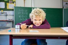 Ergonomische Stifte speziell für Kinderhände