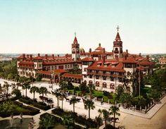 Ponce de Leon Hotel, St. Augustine Florida