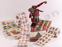 Χριστουγεννιάτικα διακοσμητικά! Υλικά για μπομπονιέρες! | bombonieres.com.gr