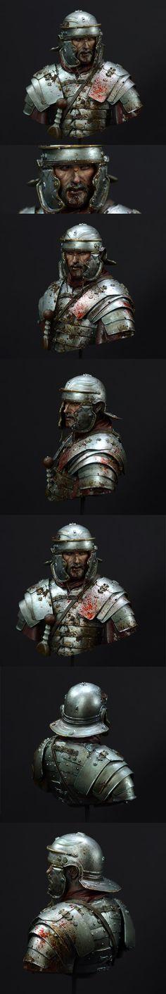 Roman Legionary, 1st Century A.D.