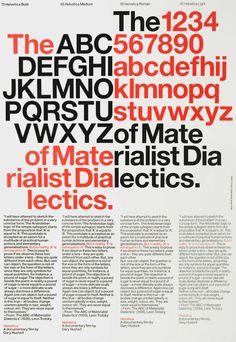 Перевод статьи о принципах, шрифтах и дизайнерах Швейцарского стиля.