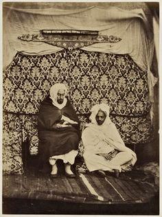 Toutes les tailles | Emir Abd el Qader 's brothers, Annaba, 1856 | Flickr : partage de photos !