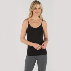 Gimme: Caffeine Infused Slimming Tank Top