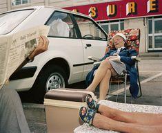 L'ironia kitsch del fotografo Martin Parr | Collater.al