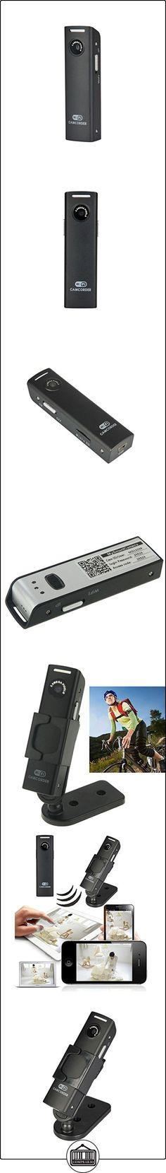 Mengshen® IP de WiFi de la cámara mini portátil videocámara oculta P2P Wifi de la cámara grabadora de vídeo digital para conexión remota inalámbrica Cam para Android IOS de Windows MS-C100  ✿ Vigilabebés - Seguridad ✿ ▬► Ver oferta: http://comprar.io/goto/B01HHNB7Z4