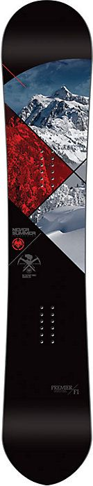Never Summer Premier Snowboard - Men's Never Summer, Snowboard Design, Snowboarding Men, Mountain Style, Custom Boots, Ski Boots, Skiing, Sick, Motivation