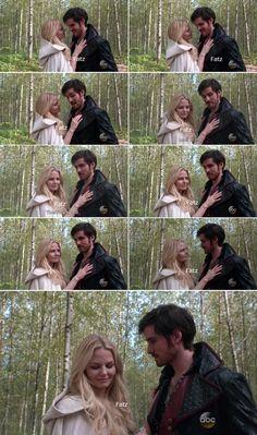 "Killian Jones and Emma Swan - 5 * 8 ""Birth"" #CaptainSwan"