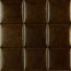 Craft   Essentials Collections   NappaTile™ Faux Leather Wall Tiles