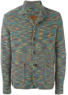 Missoni knit blazer
