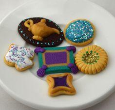PrincessJazmine Aladin Cookie set for by StaceyMorganStudios