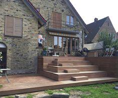 Deck, Outdoor Decor, Garden, Inspiration, Home Decor, Terrace, Nature, Biblical Inspiration, Garten