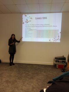 Catherine Bourges, DNA Testing Basics Katherine Borges, ISOGG (Director) YMA