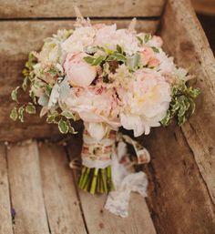 Bouquet idea.