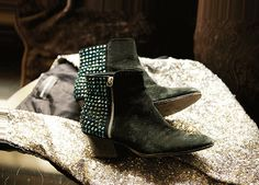 Erin Wasson's boots from her recent favorite things interview.