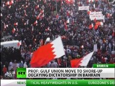 Saudi + #Bahrain: Decaying dictatorship shored-up by #Gulf Union?
