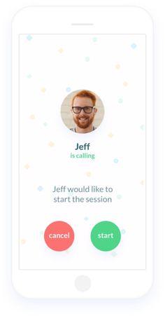 Recruit participants through User Interviews. Record their feedback through Lookback.