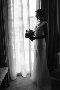 ca7cc75af90c2 Annabelle and Gordon s wedding in the south of France - Annabelle wore our  Delaney gown