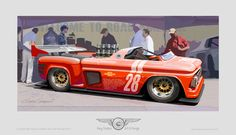 1964/65 Chevrolet Can Am racing truck