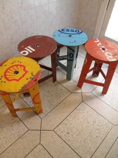 recycling furniture made in morocco