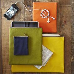 Canvas Tablet Case - westelm.com
