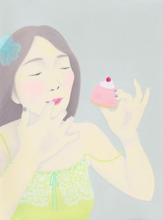 Keiko Hasegawa : Untitled