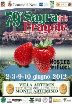 http://fiereemercatinilazio.blogspot.it/2012/06/sagra-delle-fragole-nemi-rm-2-3-9-e-10.html#  Feste sagre e mercatini nel Lazio: Sagra delle Fragole, Nemi (RM), 2-3-9 e 10 Giugno 2012
