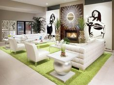 1000 images about palm springs on pinterest palm - Palm springs interior design style ...