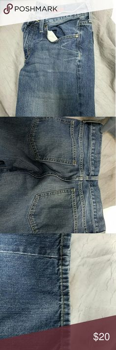 """NWOT Men's Apt 9 Jeans Straight Fit 30x30 I bought these for my son and he outgrew them before he wore them! """""""" Apt. 9 Jeans Straight"""